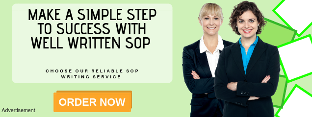 hire sop writing expert